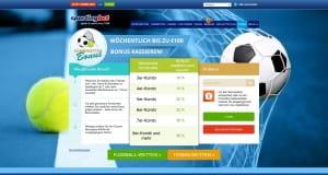 sportingbet Kombiwetten Bonus