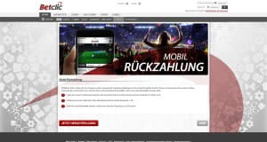 Betclic Mobil Rückzahlung