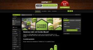 ComeOn Combo-Boost