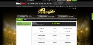 NetBet Golden Goal