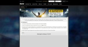 Bwin Supertipp Aktion