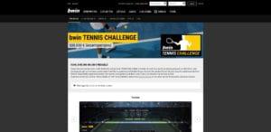 Bwin Tennis Challenge