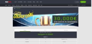 NetBet Golden Goal