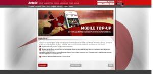 Betclic Mobile Top-Up
