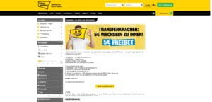 Interwetten Freebet Ticket