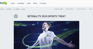 Betrally Sports Treat