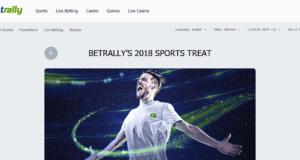 Betrally Sports Treat